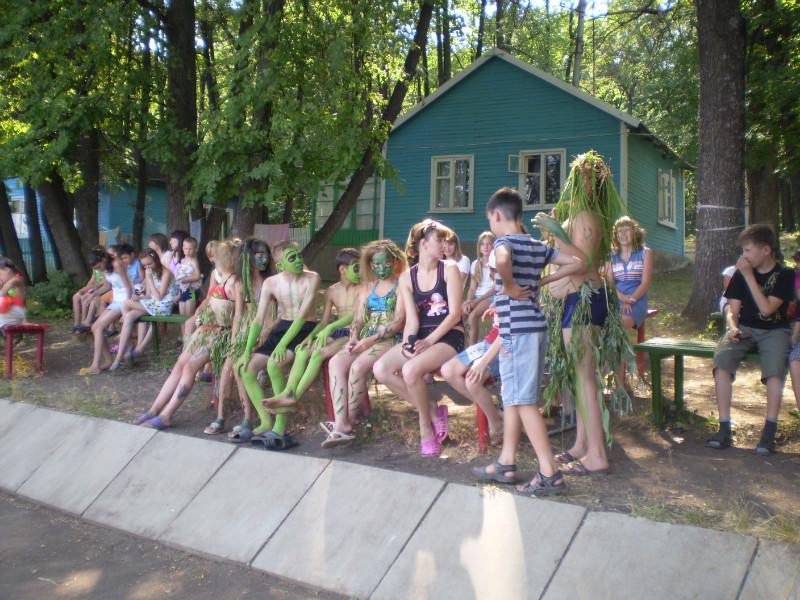 Картинки про лагерь чайка